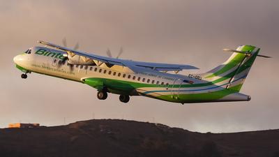 EC-GRU - ATR 72-202 - Binter Canarias (Naysa)