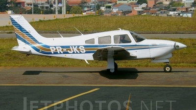 PR-JKS - Piper PA-28R-201T Turbo Cherokee Arrow III - Private