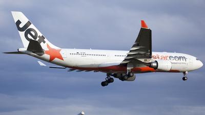 VH-EBC - Airbus A330-202 - Jetstar Airways
