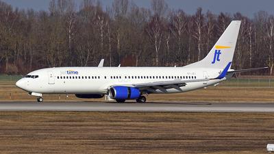 OY-JZJ - Boeing 737-82R - Jettime