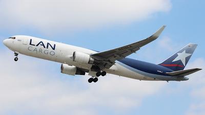 N418LA - Boeing 767-316F(ER) - LAN Cargo Colombia