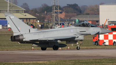 ZJ928 - Eurofighter Typhoon FGR.4 - United Kingdom - Royal Air Force (RAF)