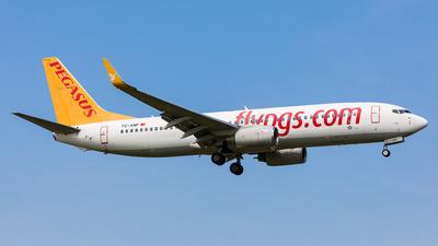 TC-ANP - Boeing 737-82R - Pegasus Airlines
