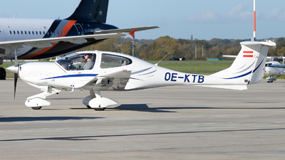 OE-KTB - Diamond DA-40 Diamond Star - Private