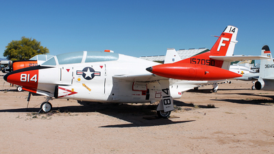 157050 - North American T-2A Buckeye - United States - US Navy (USN)