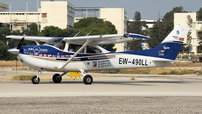 EW-490LL - Cessna 182T Skylane - Private