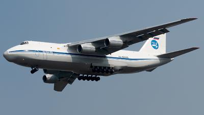 A picture of RA82035 - Antonov An124 -  - © Shrey Chopra