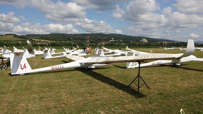 G-LLLL - Rolladen-Schneider LS-8 - Private