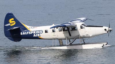 C-FLAP - De Havilland Canada DHC-3T Vazar Turbine Otter - Saltspring Air