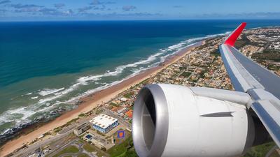 PT-MSV - Boeing 767-316(ER) - TAM Linhas Aéreas