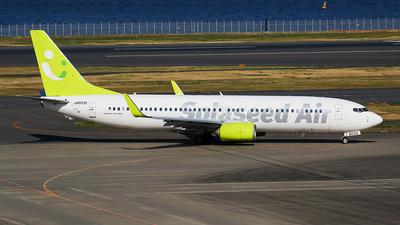 JA803X - Boeing 737-86N - Solaseed Air