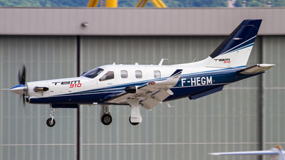 F-HEGM - Socata TBM-910 - Private
