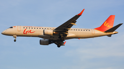 B-3215 - Embraer 190-200LR - GX Airlines