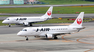 JA224J - Embraer 170-100STD - J-Air