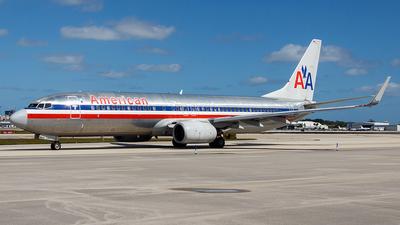 N931AN - Boeing 737-823 - American Airlines