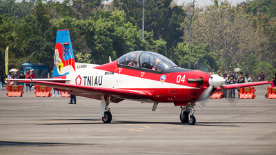 LL-0104 - KAI KT-1 Woong-Bee - Indonesia - Air Force
