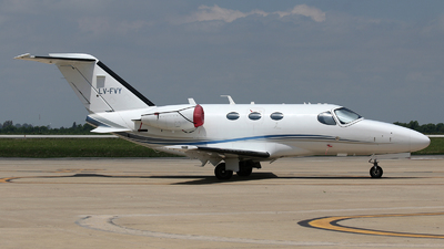 LV-FVY - Cessna 510 Citation Mustang - Private