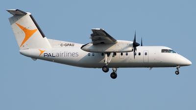 A picture of CGPAU - De Havilland Canada Dash 8100 - PAL Airlines - © RZ