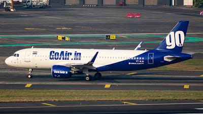 A picture of VTWJH - Airbus A320271N - Go Air - © Chetan Puthran