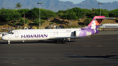 N475HA - Boeing 717-22A - Hawaiian Airlines