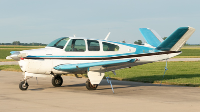 N652D - Beechcraft 35 Bonanza - Private