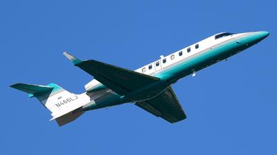 N466LJ - Bombardier Learjet 75 - Private