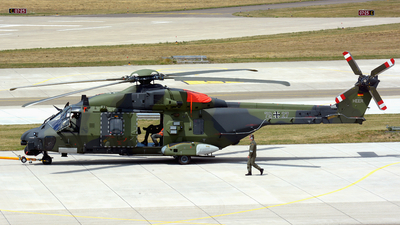 79-27 - NH Industries NH-90TTH - Germany - Army