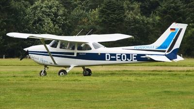 D-EOJE - Cessna 172 Skyhawk - Flugschule Husum