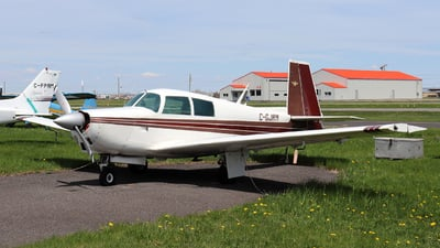 C-GJRM - Mooney M20C - Private