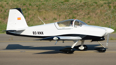 EC-XNX - Vans RV-9A - Private