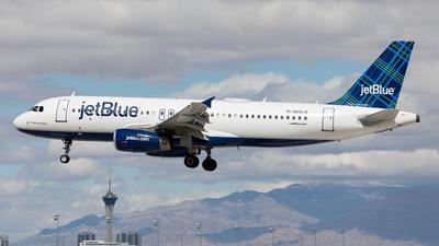 N519JB - Airbus A320-232 - jetBlue Airways
