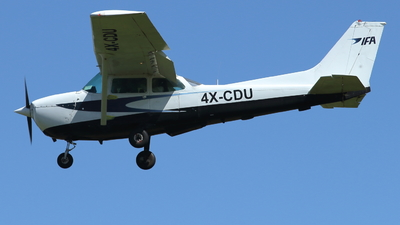 4X-CDU - Cessna 172N Skyhawk II - International Flight Academy