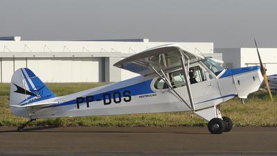 PP-DOS - CAP-4A Paulistinha - Private