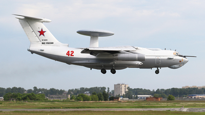 RF-50610 - Beriev A-50 Mainstay - Russia - Air Force