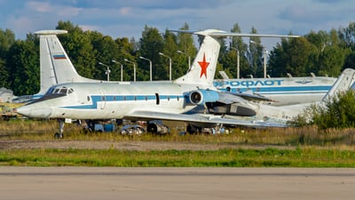48 - Tupolev Tu-134UBL - Russia - Air Force