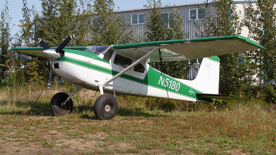 N5180 - Cessna 180E Skywagon - Private