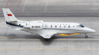 B-10VC - Cessna 560XL Citation Excel - China - Government