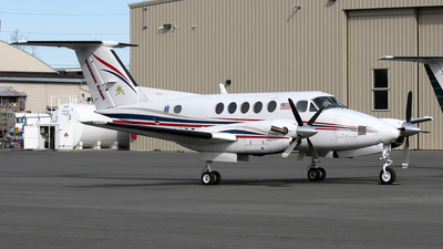 N983C - Beechcraft 200 Super King Air - Guardian Flight