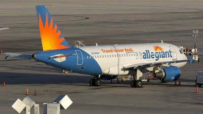 N306NV - Airbus A319-112 - Allegiant Air