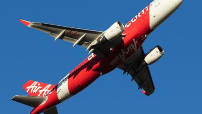 PK-AZE - Airbus A320-216 - Indonesia AirAsia