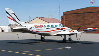 N340Y - Cessna 340A - Private