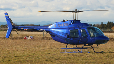 A picture of FBXUA - Agusta AB206B JetRanger - [8508] - © Lima Mike