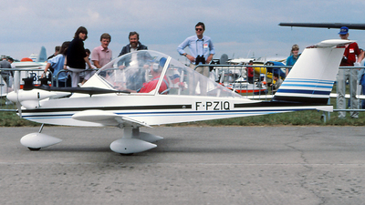 F-PZIQ - Colomban MCR-15 Cri Cri - Private