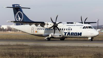 YR-ATE - ATR 42-500 - Tarom - Romanian Air Transport