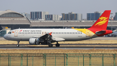 B-6769 - Airbus A320-214 - Capital Airlines