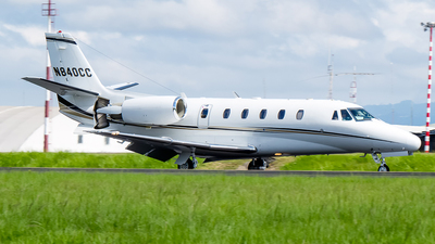 A picture of N840CC - Cessna 560XL Citation Excel - [5605040] - © Leonardo Corrales Bogantes