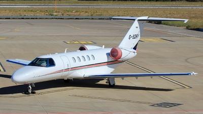 A picture of GSDRY - Cessna 525C CitationJet CJ4 - [525C0134] - © Pampillonia Francesco - Plane Spotters Bari