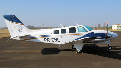 PR-CNL - Beechcraft 58 Baron - Private