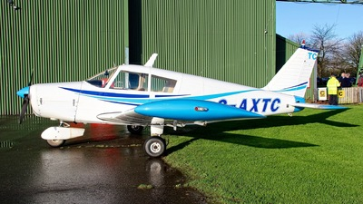 A picture of GAXTC - Piper PA28140 - [2826265] - © Jez-UK