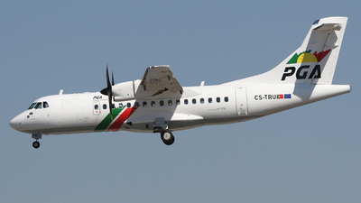 CS-TRU - ATR 42-600 - PGA Portugalia Airlines (White Airways)
